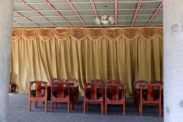 Interior Jeonggwanheon