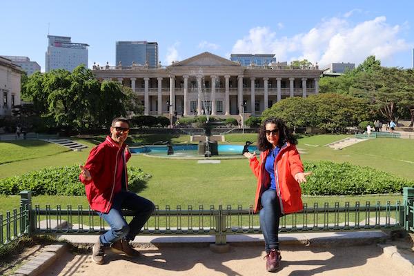 Jardines Palacio Deoksugung
