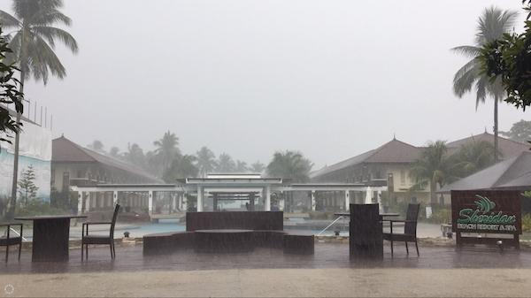 Lluvia Hotel Sherinda Beach Resort