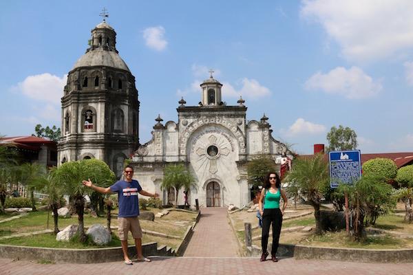 Machada Iglesia San Guillermo