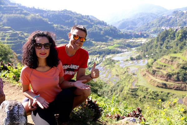 Mirador Terraza arrozales