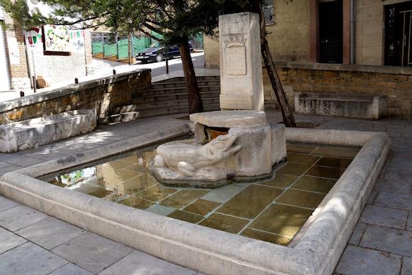 Monumento Lagarto Jaén