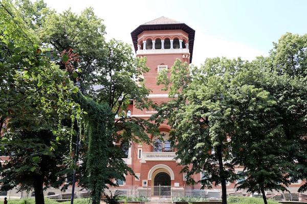 Museo Nacional de Campesino Rumania