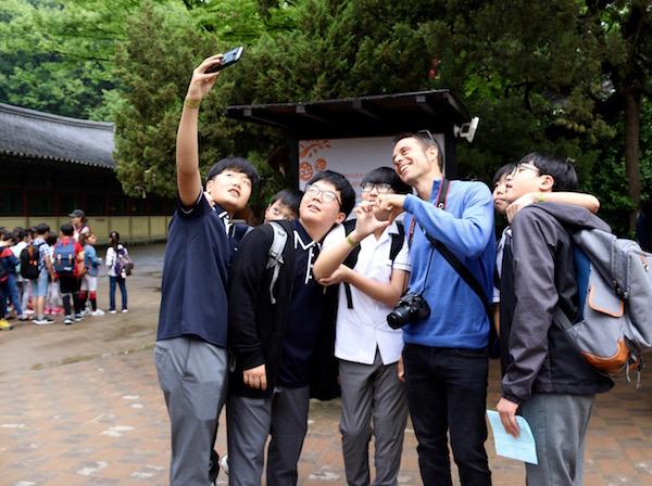 Niños Coreanos