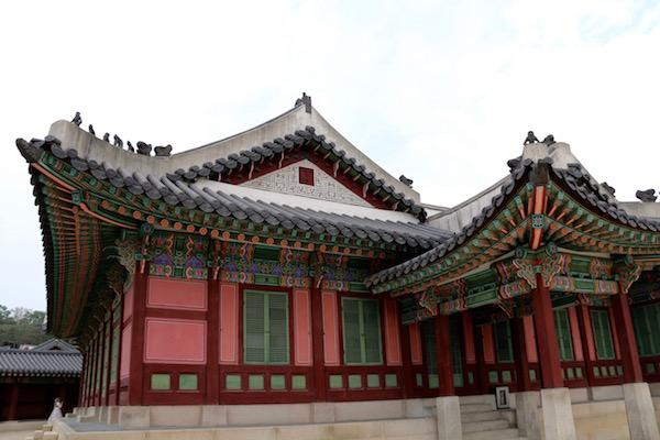 Pabellón Seonjjeongmun