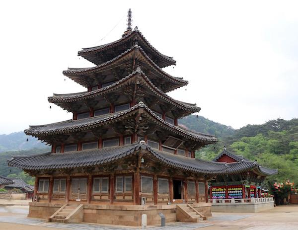 Pagoda Palsangjeon