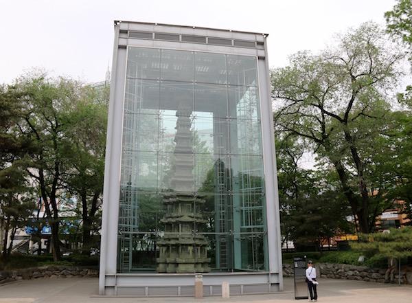 Pagoda Piedra