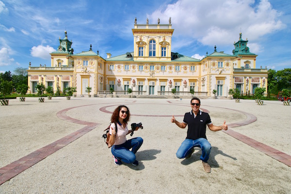 Palacio Wilanów