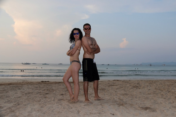 Playa Sabang