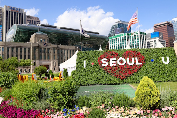 Plaza Seúl