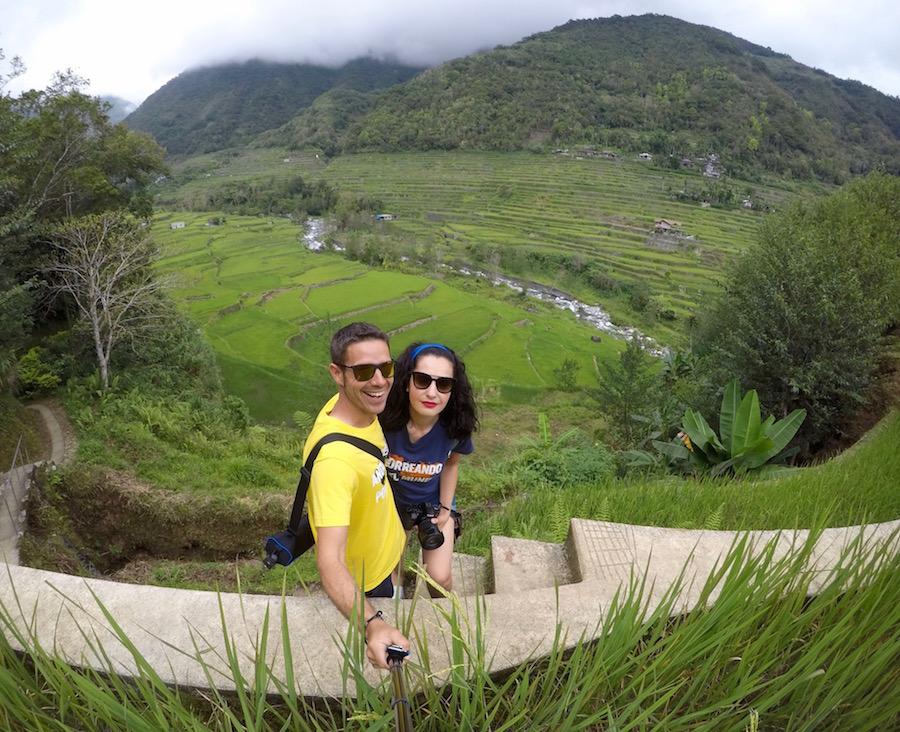 Terrazas arroz Batad