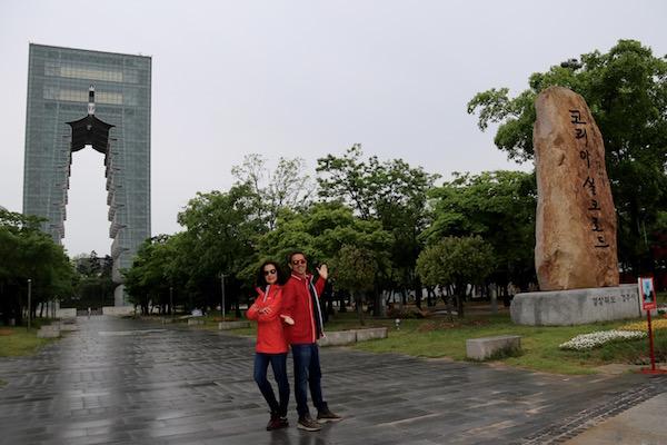 Torre Gyeongju