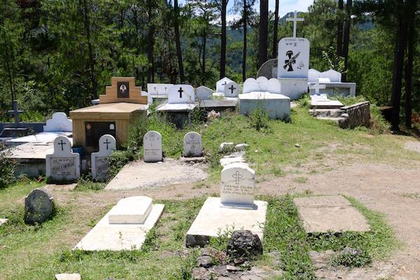 Tumbas Cementerio Sagada