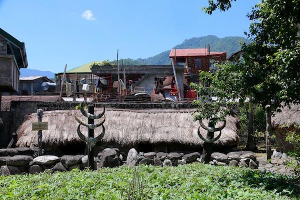 Viviendas Museo Bontoc