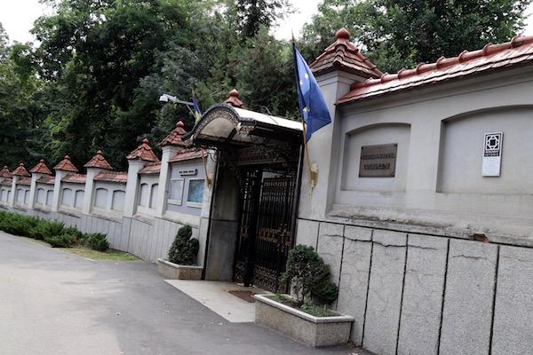 museo Nacional Cotroceni