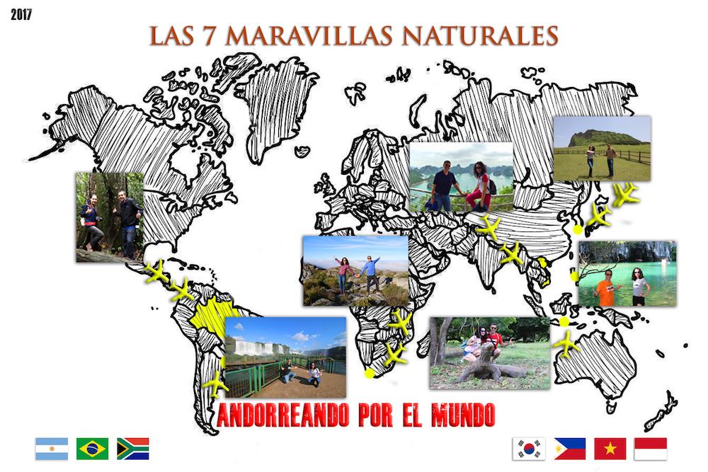 7 Maravillas del Mundo Natural