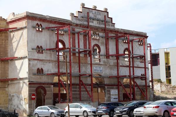 Antigua Plaza Toros Cartagena