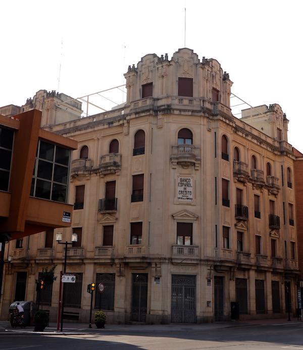 Antigua Sucursal Banco España