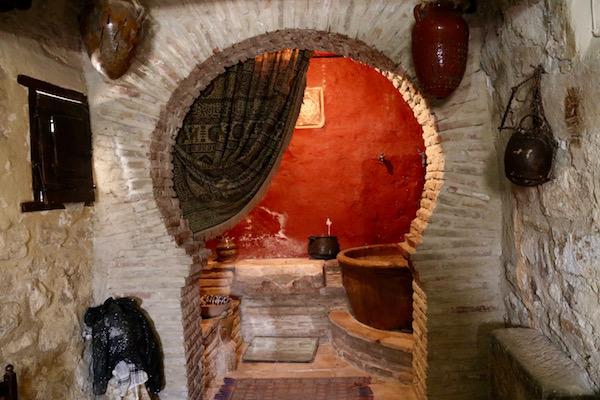 Baño sinagoga de Salomón