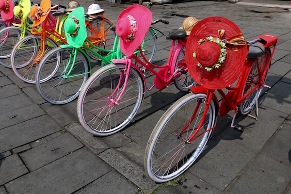 Bicicletas Plaza Fatahillah