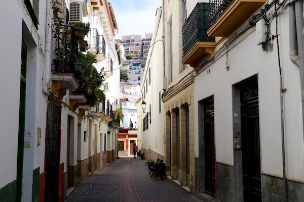 Calles Albuñol