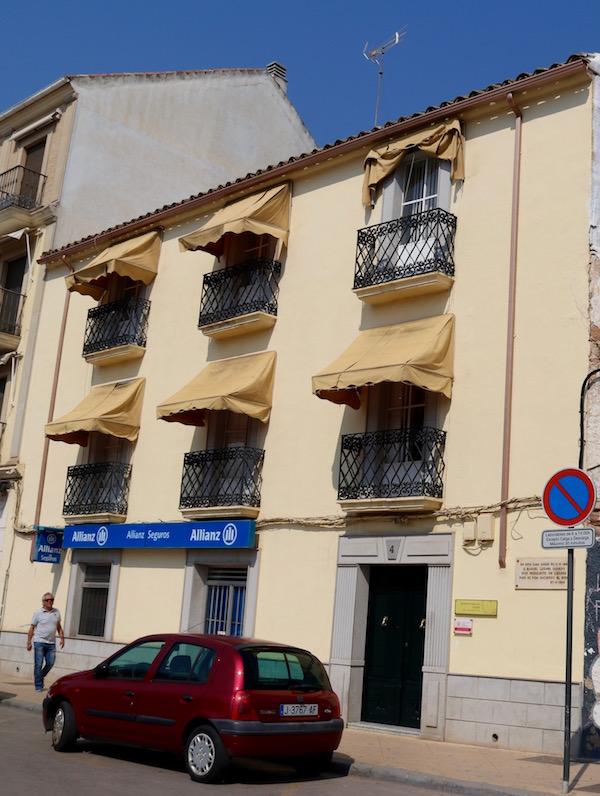 Casa nacio Manuel Lozano Garrido