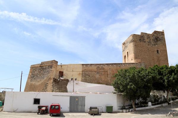 Castillo Rábita.