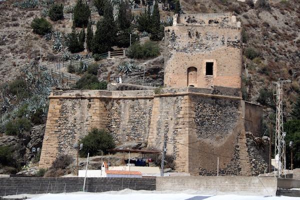 Castillo Rábita
