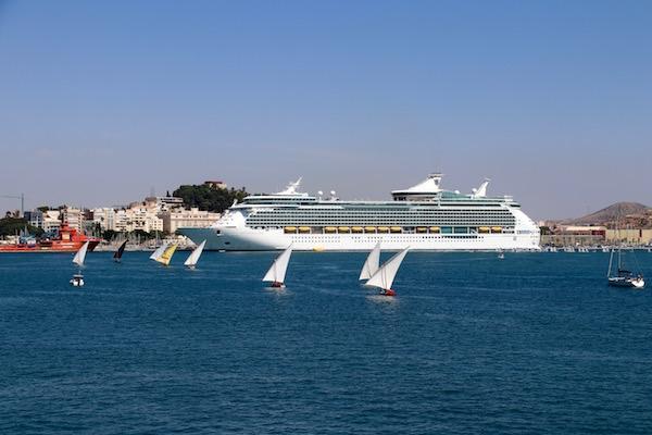 Crucero Puerto Cartagena