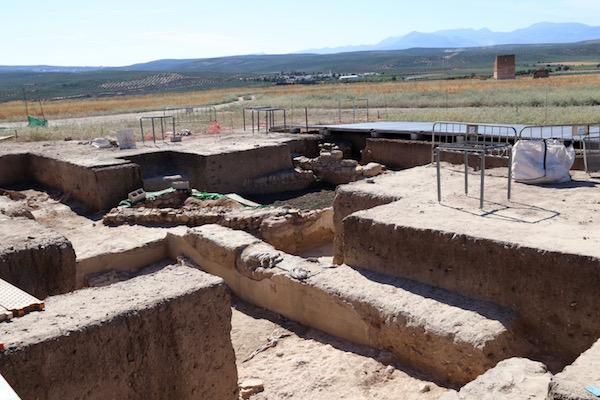 Excavaciones Conjunto Arqueológico de Cástulo