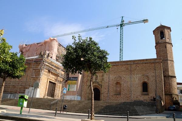 Iglesia Santa María Mayor
