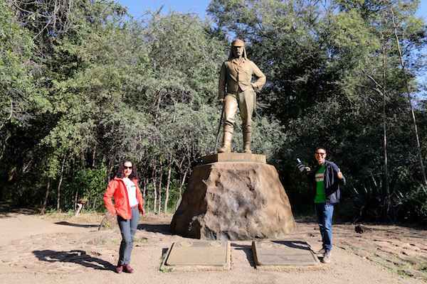 Monumento Livingstone