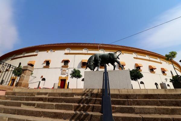 Monumento Toro Bravo