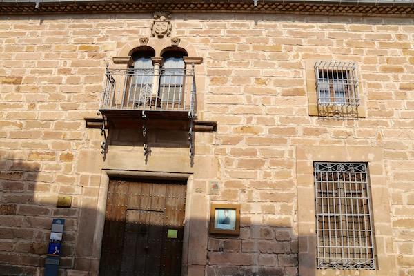 Museo Andrés Segovia