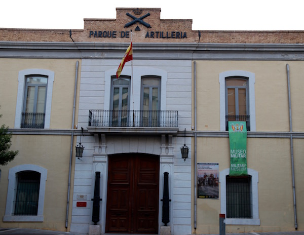 Museo Militar de Cartagena