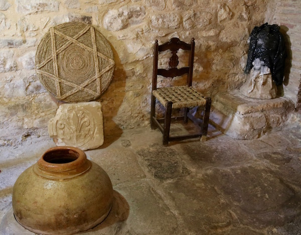 Objetos sinagoga de Salomón