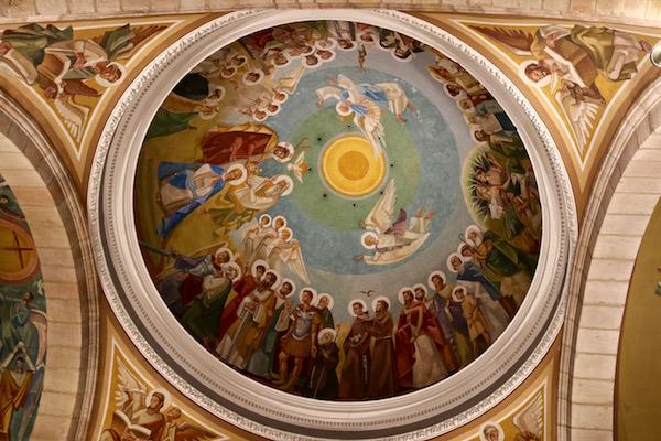 Pinturas Ermita Virgen Linarejos