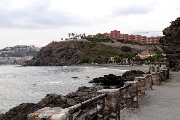 Playa Cabría