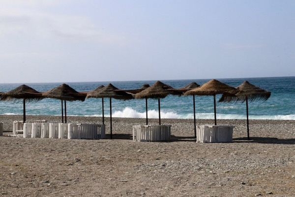 Playa San Cristóbal