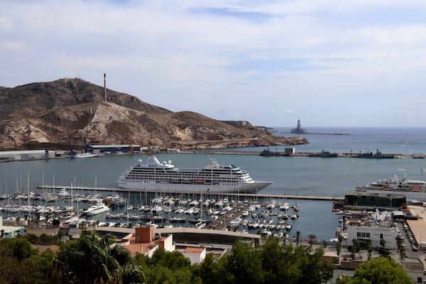 Puerto Cartagena.