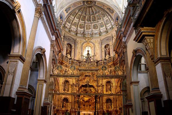 Sacra capilla delSalvador