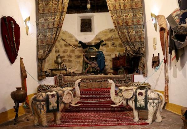Sala Casa Palaciego Granada Venegas