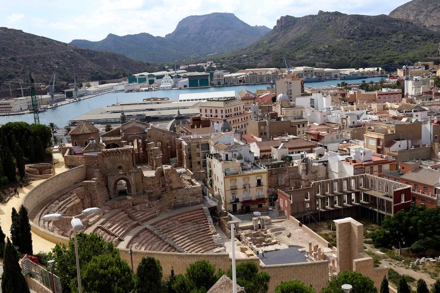 Qué visitar, ver y hacer en Cartagena, Murcia. - ANDORREANDO POR EL ...