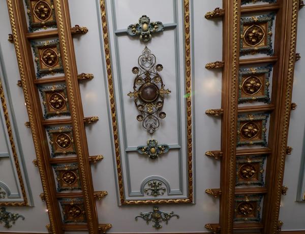 Techo palacio Consistorial