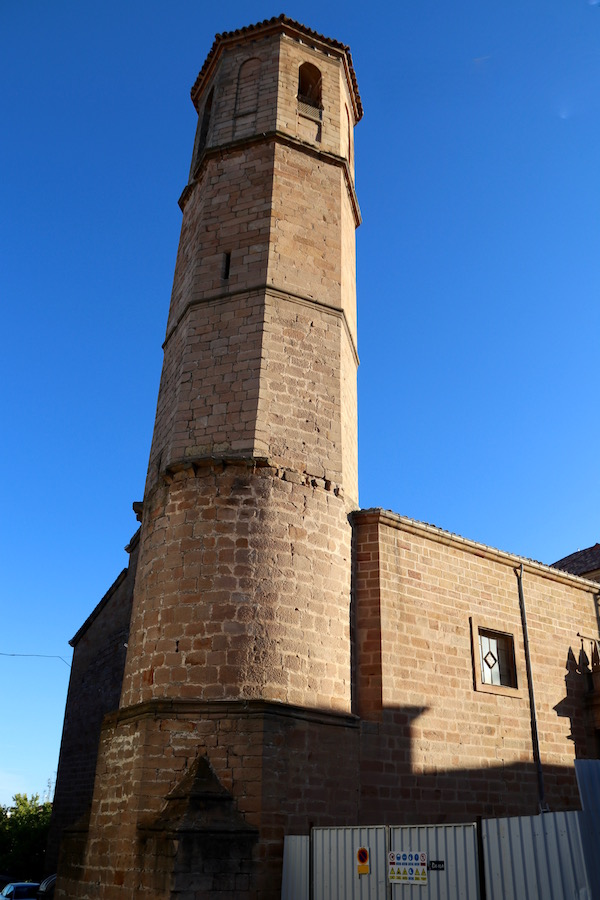 Torre Iglesia Santa María Mayor