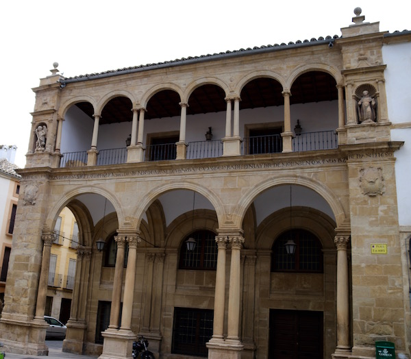 Antigua casa consistoriales