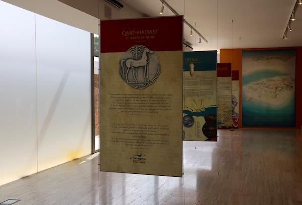 centro de Interpretación Muralla Púnica