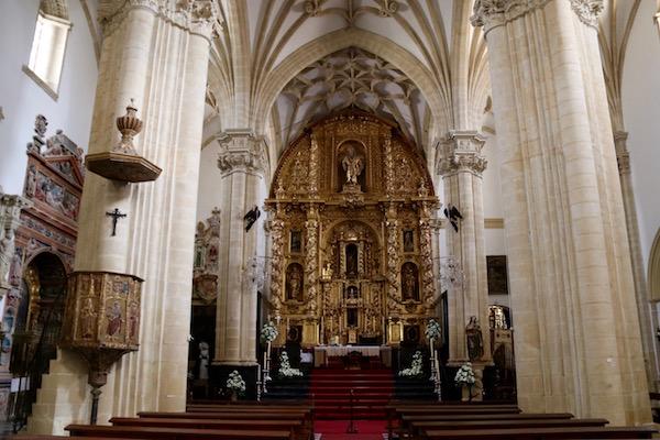 Catedral de la Catedral Natividad de Nuestra Señora de Baeza