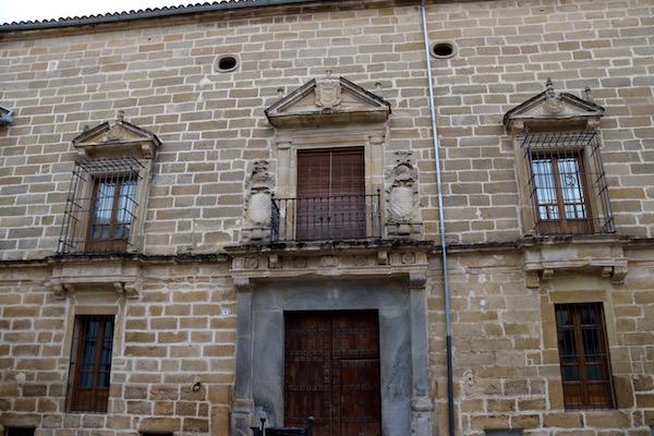 palacio de Anguís Medinilla