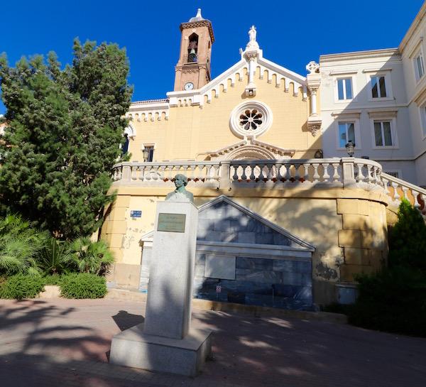 parroquia del Sagrado Corazón de Jesús